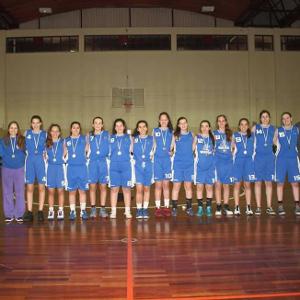 NDAP Basquetebol Feminino Sub19