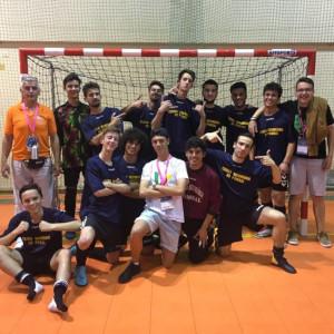 AEPombal: Futsal Juvenis Masculinos
