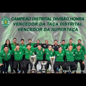 NSCPP: Futsal Sénior Masculinos
