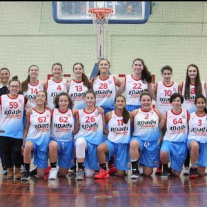 NDAP: Basquetebol Sub16 Femininas